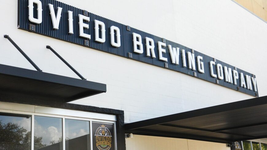 Oviedo Brewery